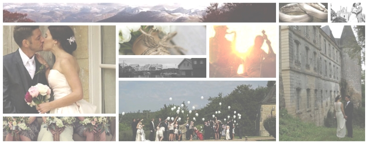 ZEN Film Works, France wedding Videography
