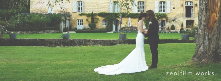 France wedding videography